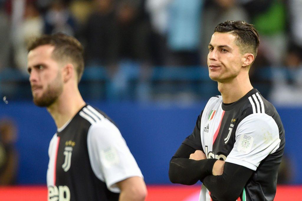 Cristiano Ronaldo no brilló durante el encuentro